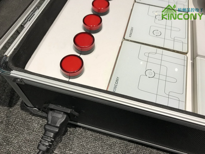 Smart home automation demo box