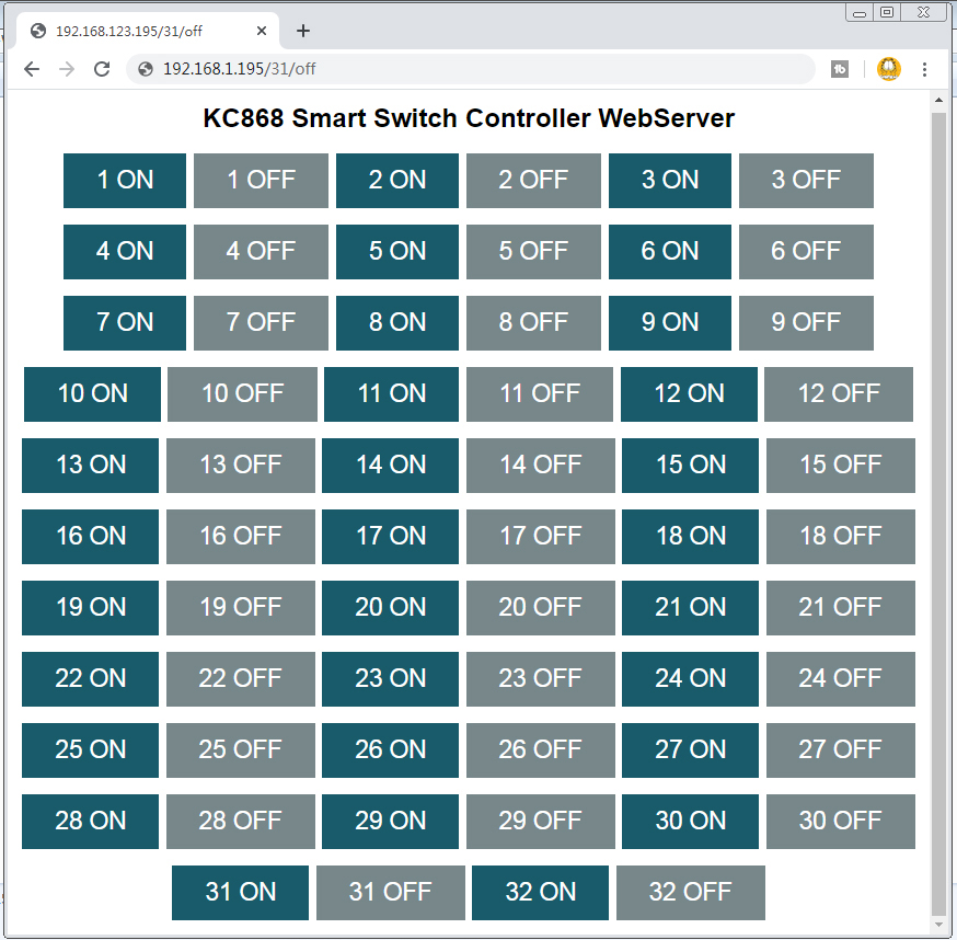 esp8266-NodeMCU-web-server