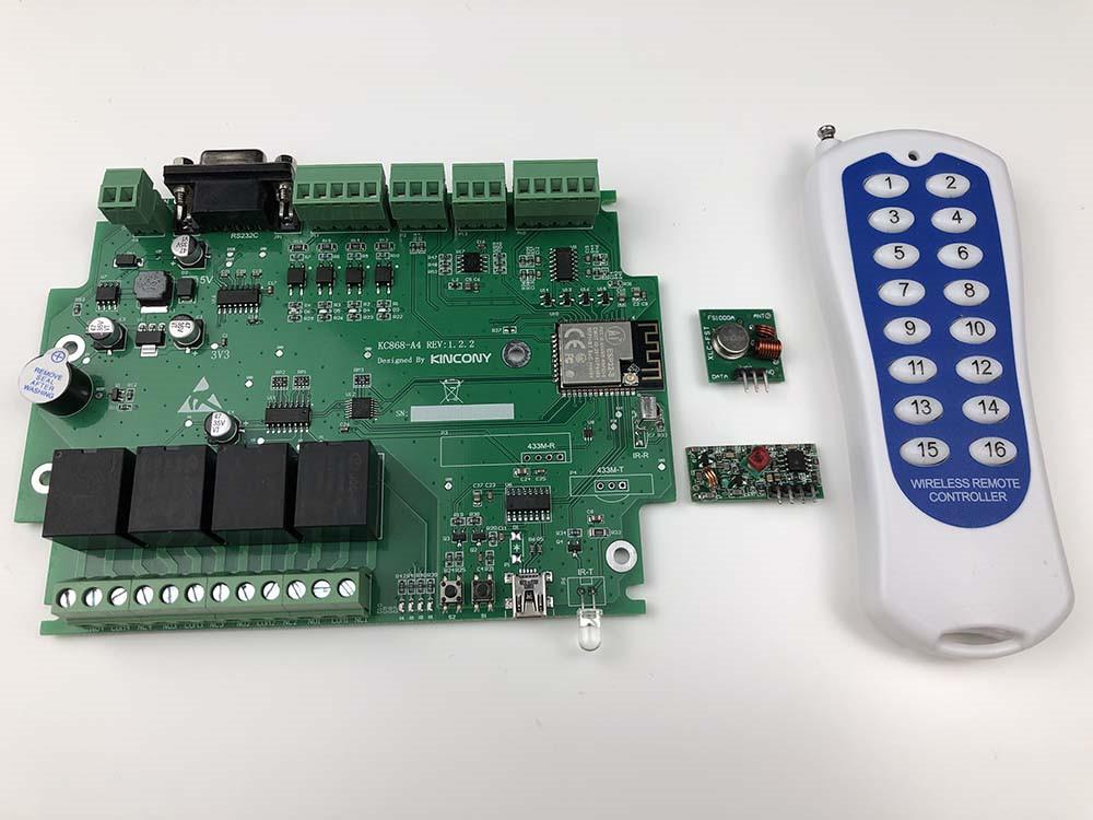 arduino relay board