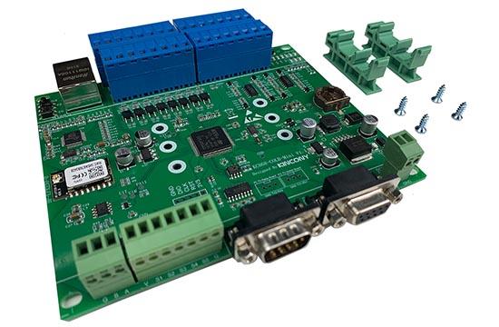 mqtt input module