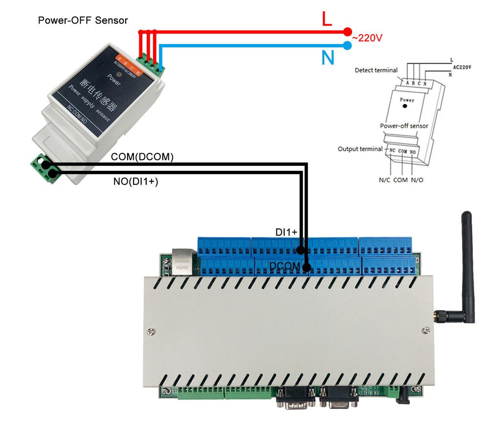 power-off-sensor