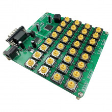 32 Buttons Manual Control Keyboard