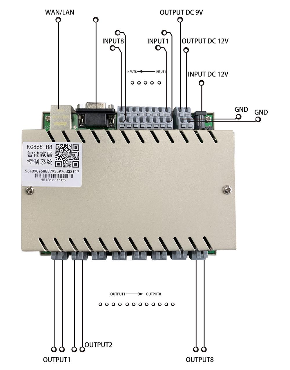 relay control diagram
