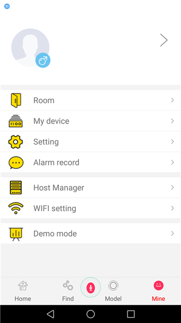 KC868-H8&H32 APP user manual | KinCony Smart Home System
