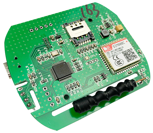 gprs-development-board