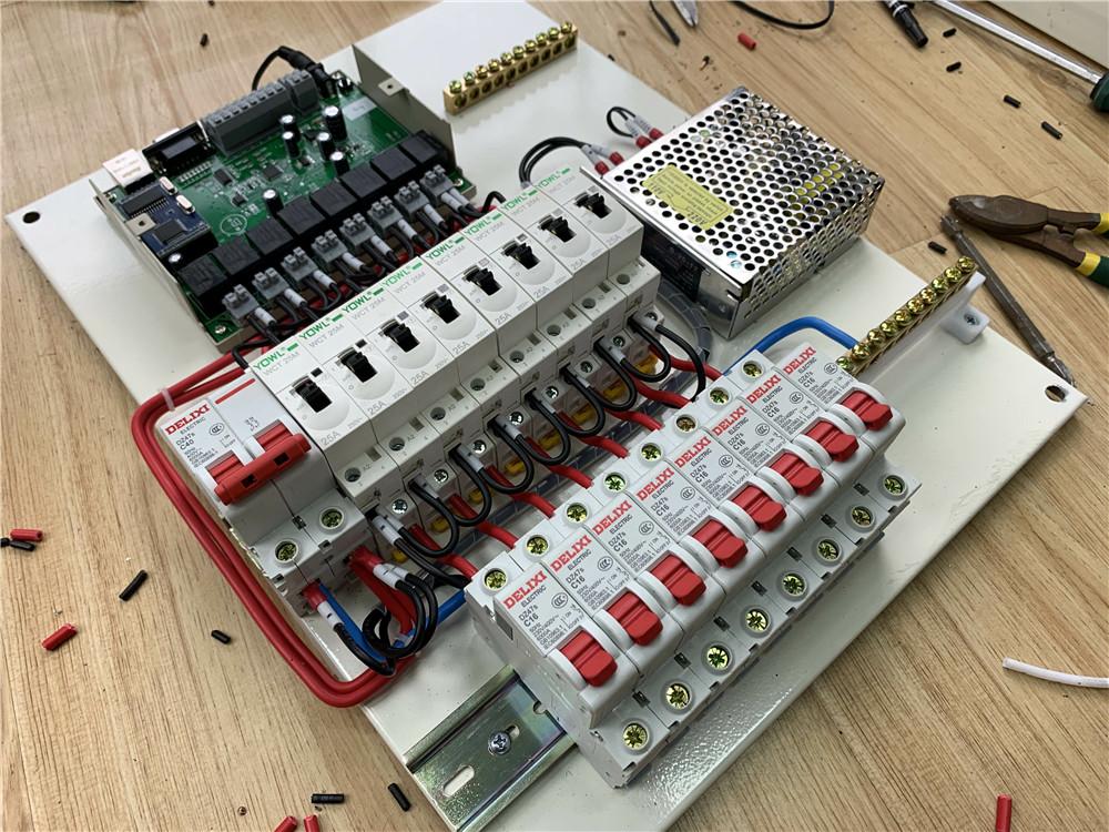 DIY Intelligent Remote Power Switch | KinCony Smart Home ...