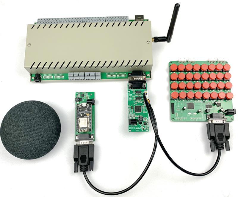 RS232 multi serial