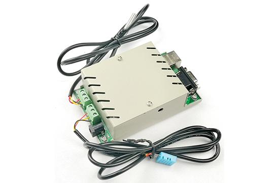 ethernet temperature humidity sensor