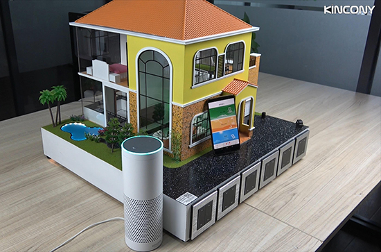 smart home house model